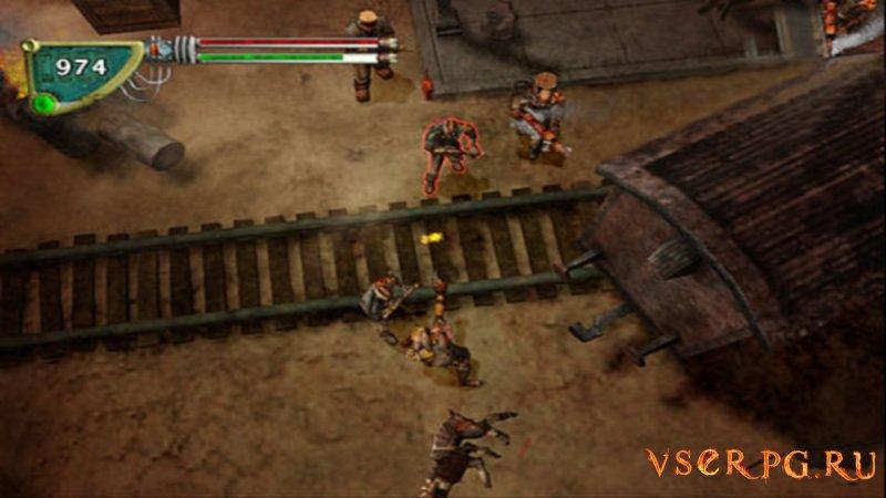 Fallout Brotherhood of Steel screen 2