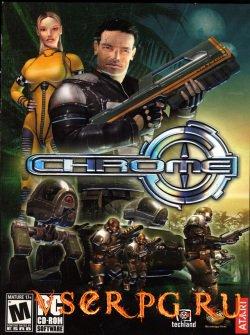 Постер игры Chrome