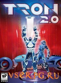 Постер игры Tron 2.0