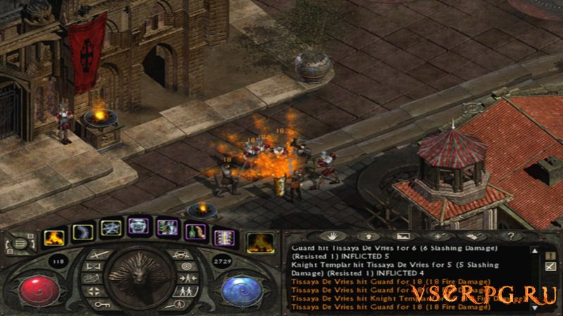 Lionheart Legacy of the Crusader screen 3