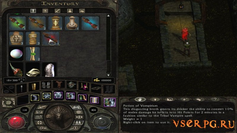 Lionheart Legacy of the Crusader screen 2