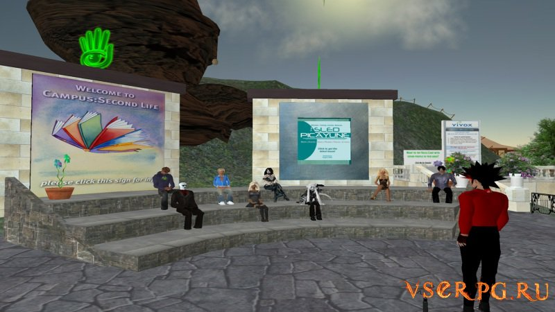 Second Life screen 3