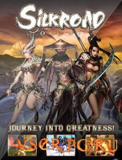 Постер игры Silkroad Online