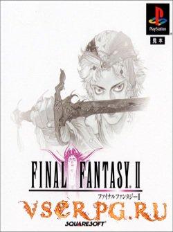 Постер игры Final Fantasy 2