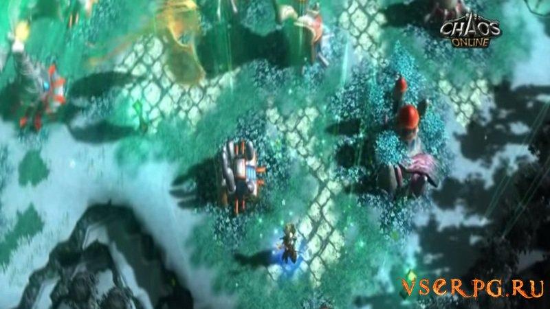 Chaos Online screen 2