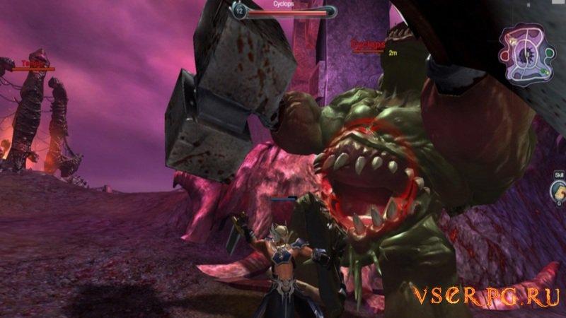 Chaos Online screen 1