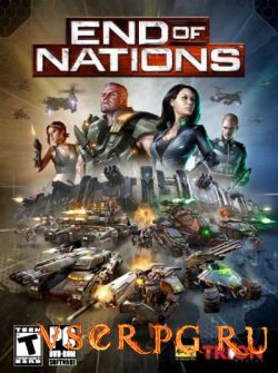 Постер игры End of Nations
