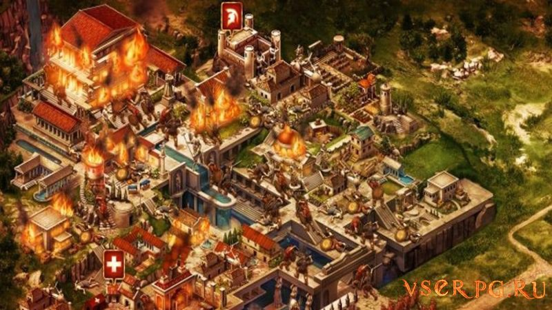 Game of War Fire Age screen 2