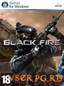 Постер игры Black Fire