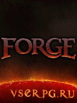 Постер игры Forge
