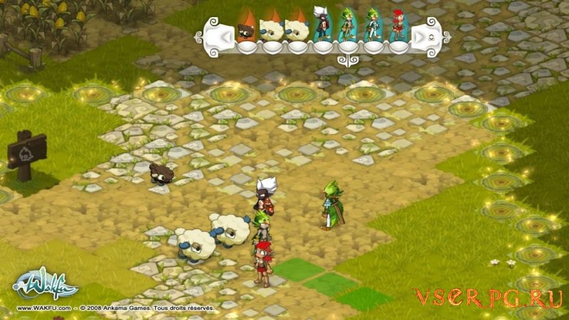 Wakfu screen 3
