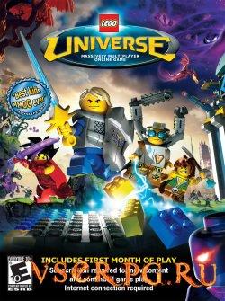 Постер игры LEGO Universe