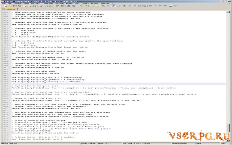 SKSE screen 3