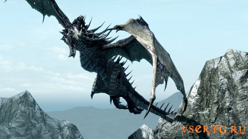Dragonborn screen 2