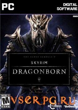 Постер игры Dragonborn