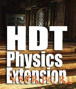 Постер игры HDT Physics Extensions