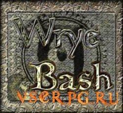 Постер игры Wrye Bash