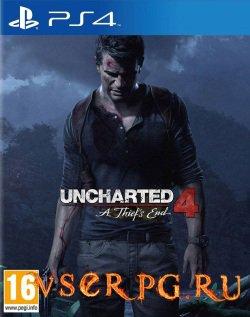 Постер игры Uncharted 4: Путь вора