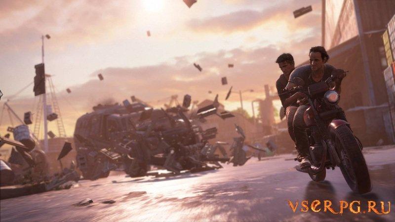 Uncharted 4: Путь вора screen 1