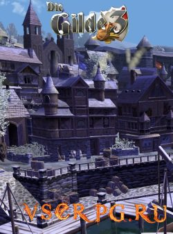 Постер игры The Guild 3 (2017)