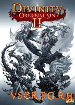Постер игры Divinity Original Sin 2 (2016)