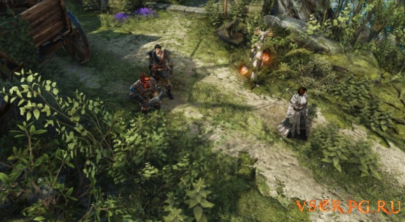 Divinity Original Sin 2 (2016) screen 1