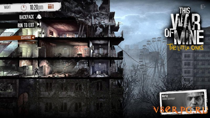 This War of Mine: The Little Ones screen 2