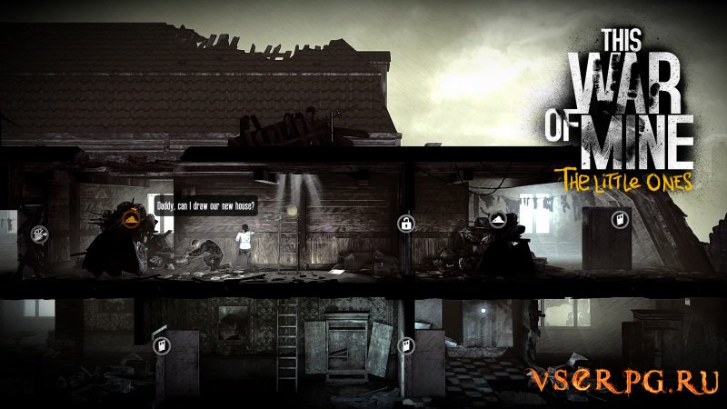 This War of Mine: The Little Ones screen 1