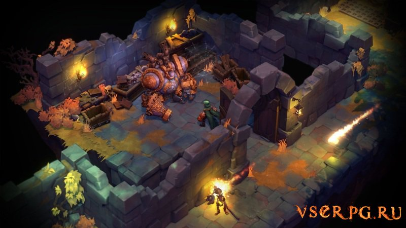 Battle Chasers Nightwar screen 2