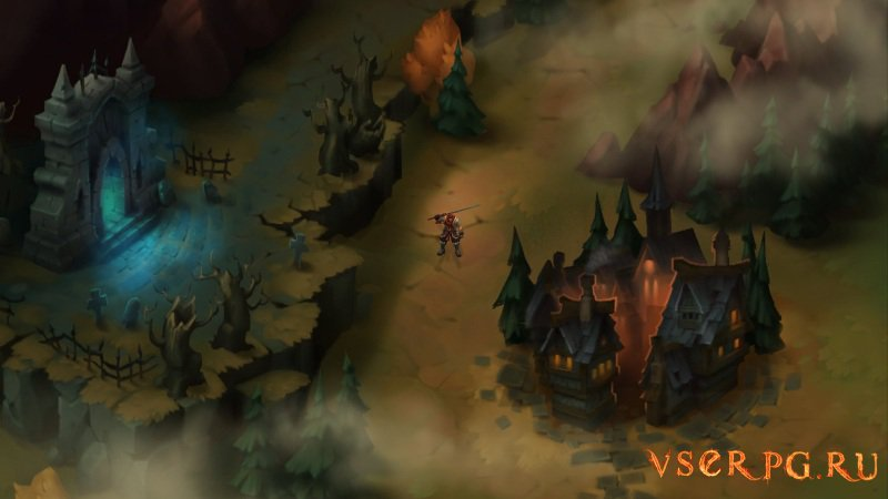 Battle Chasers Nightwar screen 3