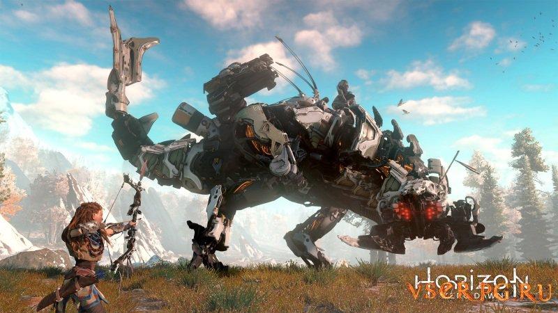 Horizon Zero Dawn screen 1