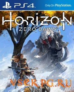 Постер игры Horizon Zero Dawn