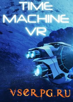 Постер игры Time Machine VR