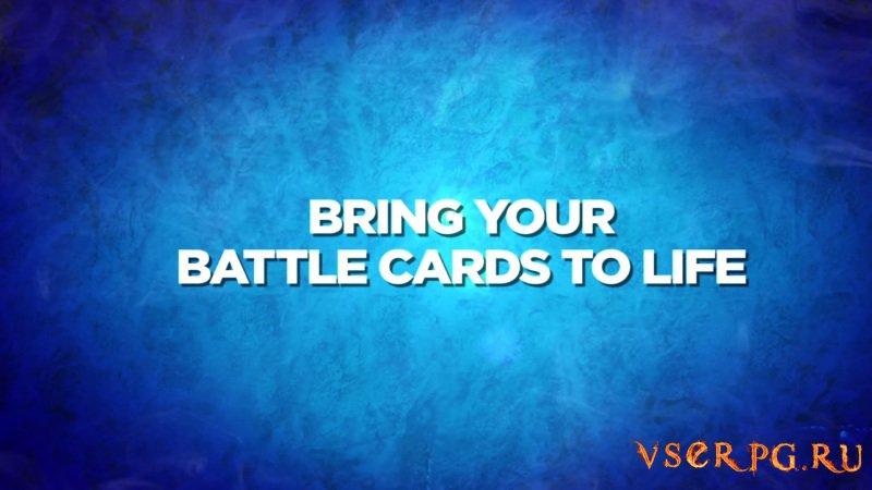 Skylanders Battlecast screen 2