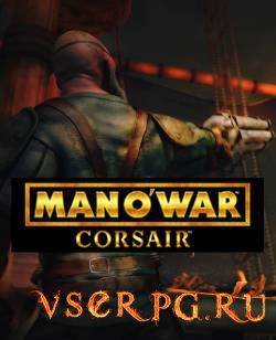 Постер игры Man O' War Corsair