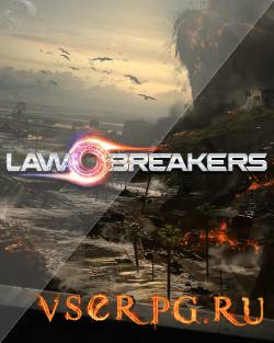 Постер игры LawBreakers