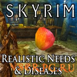Постер игры Realistic Needs and Diseases