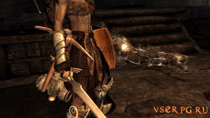 Легенда о Зельде: реликты Хайрула screen 1