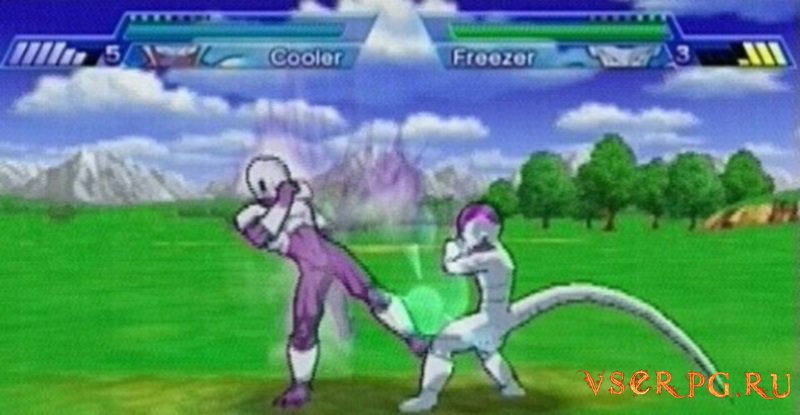 Dragon Ball Z Budokai screen 1