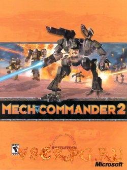 Постер игры Mech Commander 2