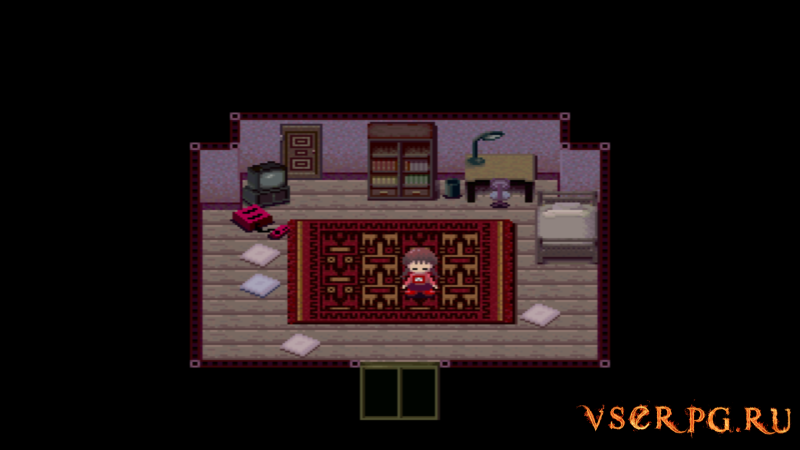 Yume Nikki screen 2