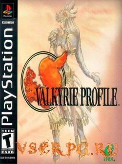 Постер игры Valkyrie Profile