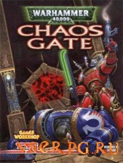 Постер игры Warhammer 40000: Chaos Gate