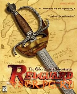 Постер игры The Elder Scrolls Adventures: Redguard