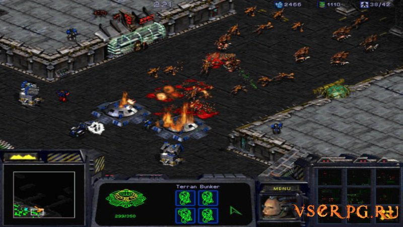 StarCraft Brood War screen 3