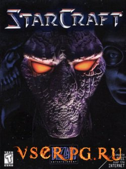 Постер игры StarCraft Brood War