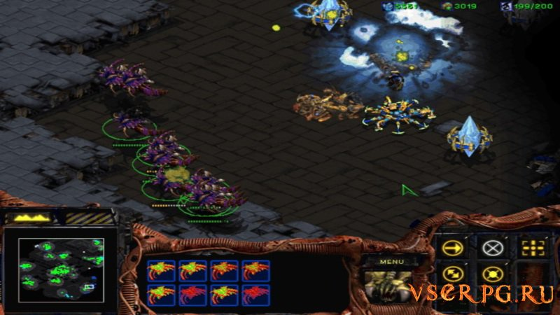 StarCraft Brood War screen 1