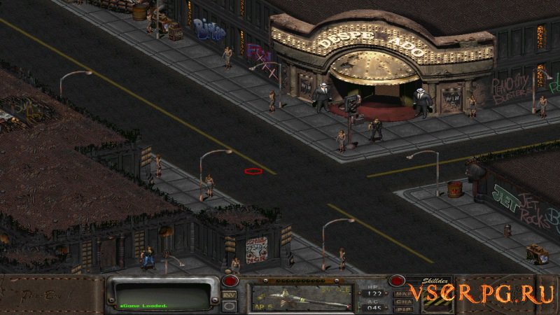 Fallout 2 screen 1