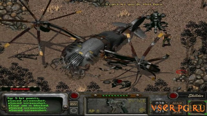 Fallout 2 screen 3