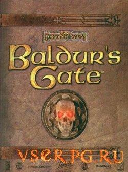 Постер игры Baldur's Gate